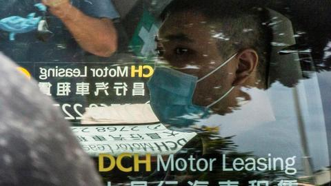 Hong Konger to spend 9 years in prison in first national security law case