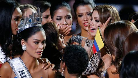 Miss Universe: A vulgar display of patriarchy and apartheid