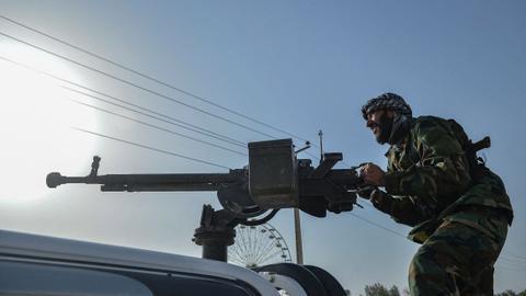 UN headquarters attacked in Herat amid fierce battle between govt, Taliban