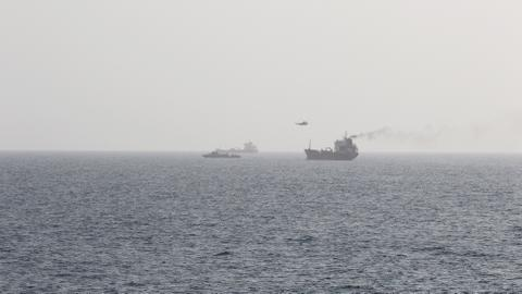 Israel seeks tough response against Iran after attack on oil tanker