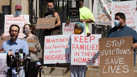 US House fails to extend Covid-19 residential eviction moratorium