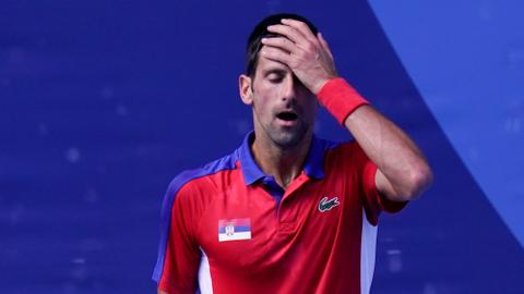 Djokovic says 'not sure' about US Open fitness after Olympics debacle