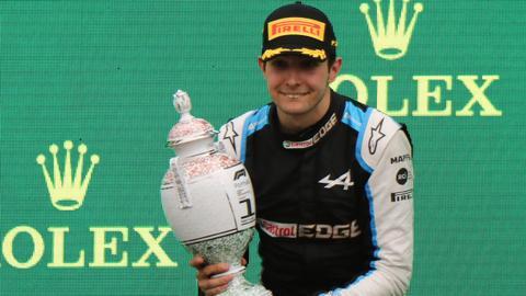 Ocon secures maiden GP win as Hamilton takes F1 lead