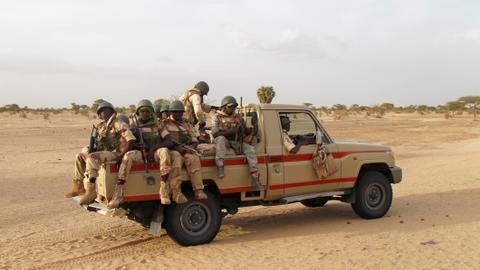 'Terrorist' attack in southwest Niger kills over dozen soldiers
