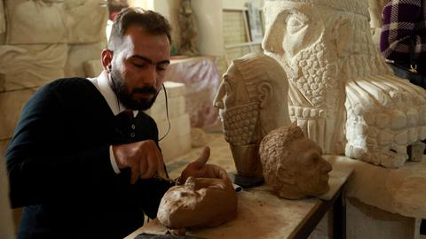 The US' return of looted Iraqi antiquities is just an empty gesture