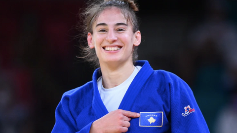 Why 'fighting like a woman' in Kosovo means winning Olympic gold in judo