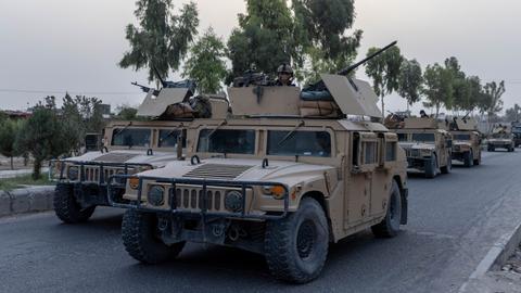 US, UK accuse Afghan Taliban of 'war crimes' in Spin Boldak town