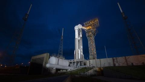 Boeing to test fly uncrewed capsule to ISS