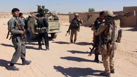 Afghan army urges civilians to leave Lashkar Gah ahead of Taliban operation