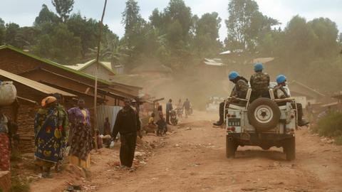 Attack in DRC's restive Ituri province leaves several people dead