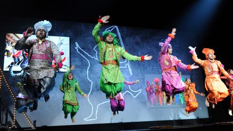 Bhangra: A journey from India's wheat fields to the US White House