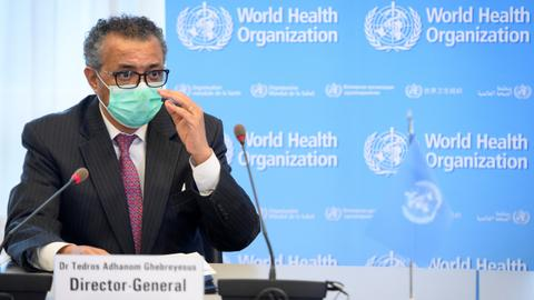 WHO's pandemic project faces cash crunch amid shortages – latest updates