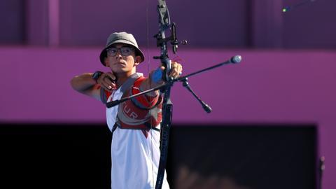 Bullseye: How Turkey's Mete Gazoz became the Olympic champion in archery