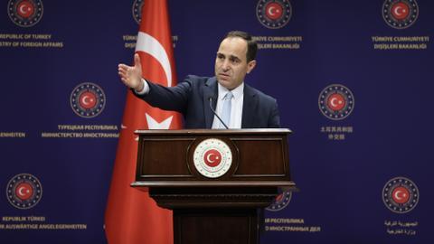 'Irresponsible': Turkey slams loophole in US resettlement plan for Afghans
