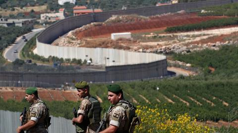Israel army hits Lebanon with 'retaliatory fire' after rocket attack