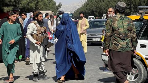 Can the Taliban 'really' give the Afghan woman her Islamic rights?