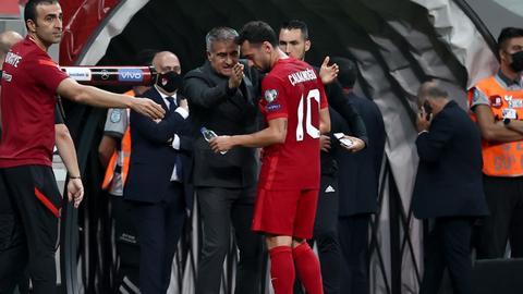 Turkey-Montenegro draw in FIFA World Cup qualifier