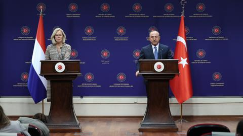 Turkey calls for joint action to tackle possible Afghan refugee influx