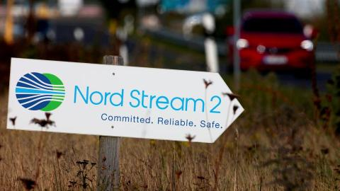 Russia's Gazprom completes Nord Stream 2 gas pipeline construction