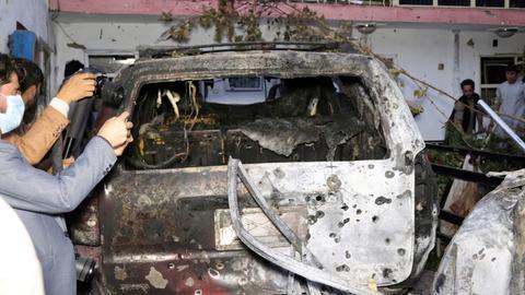 US 'apologises' for Kabul drone strike that killed civilians
