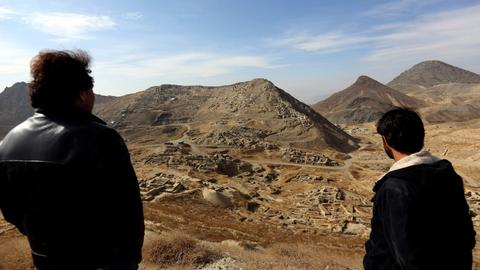 China copper giant monitoring Afghanistan situation to resume mining work