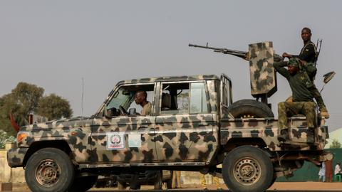 Nigeria: 75 abducted children released in army crackdown