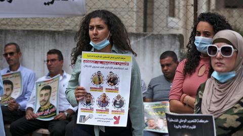 Hundreds of Palestinians in Israeli jails set to hold hunger strike