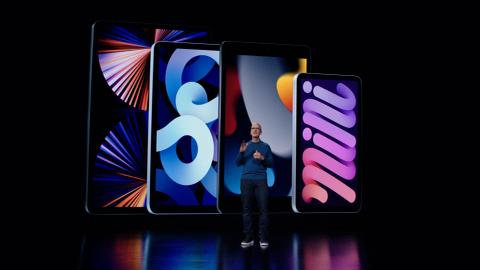 Apple unveils new range of products at its annual launch event