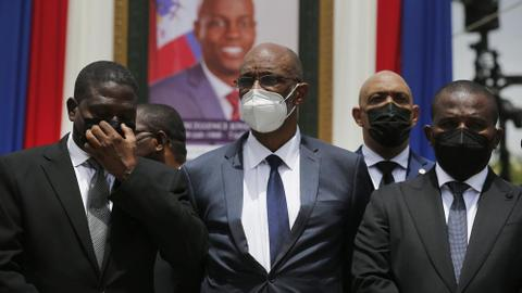 Haiti prosecutor is replaced after he seeks to charge PM in killing