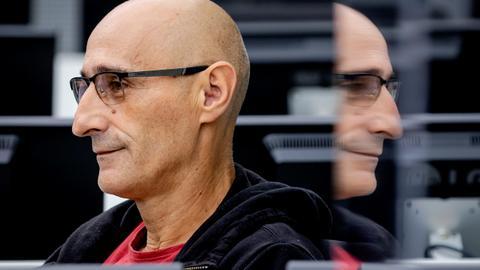 Kosovo ex-rebel slams 'Gestapo' court in Hague