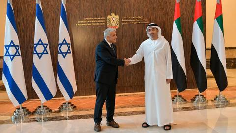 Israel's trade with UAE and other Arab states surged by 234 percent in 2021