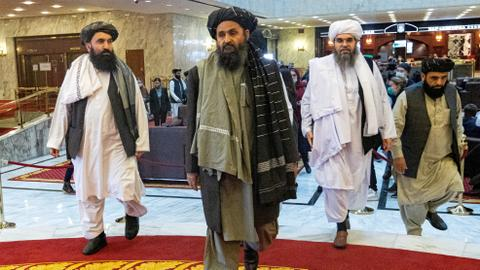 Taliban's Deputy PM Baradar appears in a video denying he was hurt