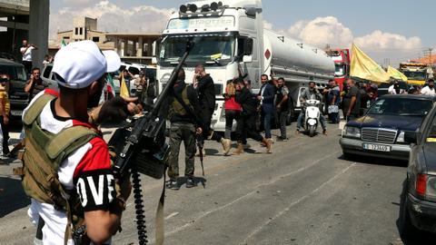 Hezbollah brings Iranian fuel into crisis-hit Lebanon