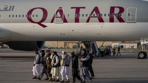 What role will Qatar play in Taliban-ruled Afghanistan?