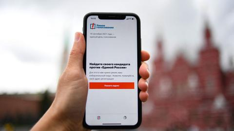 US tech giants remove Navalny voting app on Russia election day
