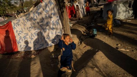 UK policy forcing Afghan refugees to seek riskier routes