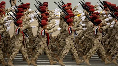 Iraq's revival of military conscription shows desperation, not militarism