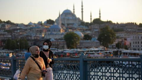 Turkey among countries removed from UK Covid-19 red list – latest updates