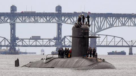France recalls envoys in US and Australia amid submarine row
