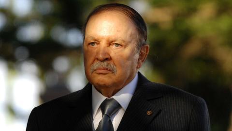 Former Algerian president Abdelaziz Bouteflika dies aged 84