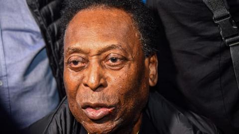Football legend Pele now 'stable' after breathing difficulties: hospital