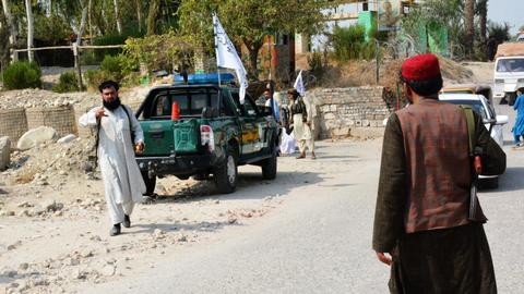 Deaths as string of blasts hit Afghanistan's Jalalabad