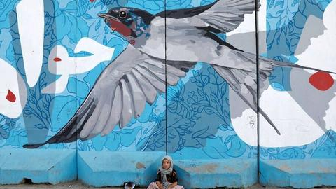 Afghan artists concerned about their future under Taliban rule