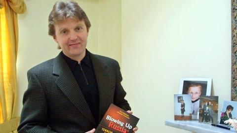 Russia 'was responsible' for dissident Litvinenko killing: European court