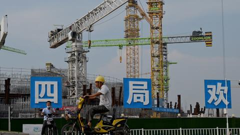 How the Chinese Evergrande crisis affects global markets