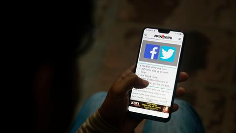 Bangladesh's ruling party to unleash online army to 'stifle' opposition