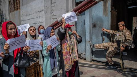 WHO: Global donors must resume Afghanistan health funding