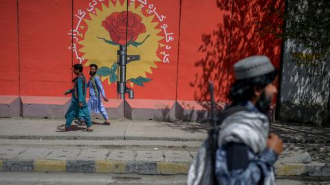 UK sorry for email revealing details of 250 Afghan interpreters