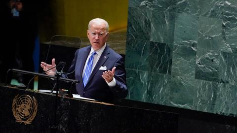 Biden: US to rely on diplomacy instead of wars