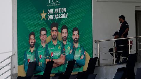 Pakistan sees 'western hand' behind NZ, England cricket cancellation